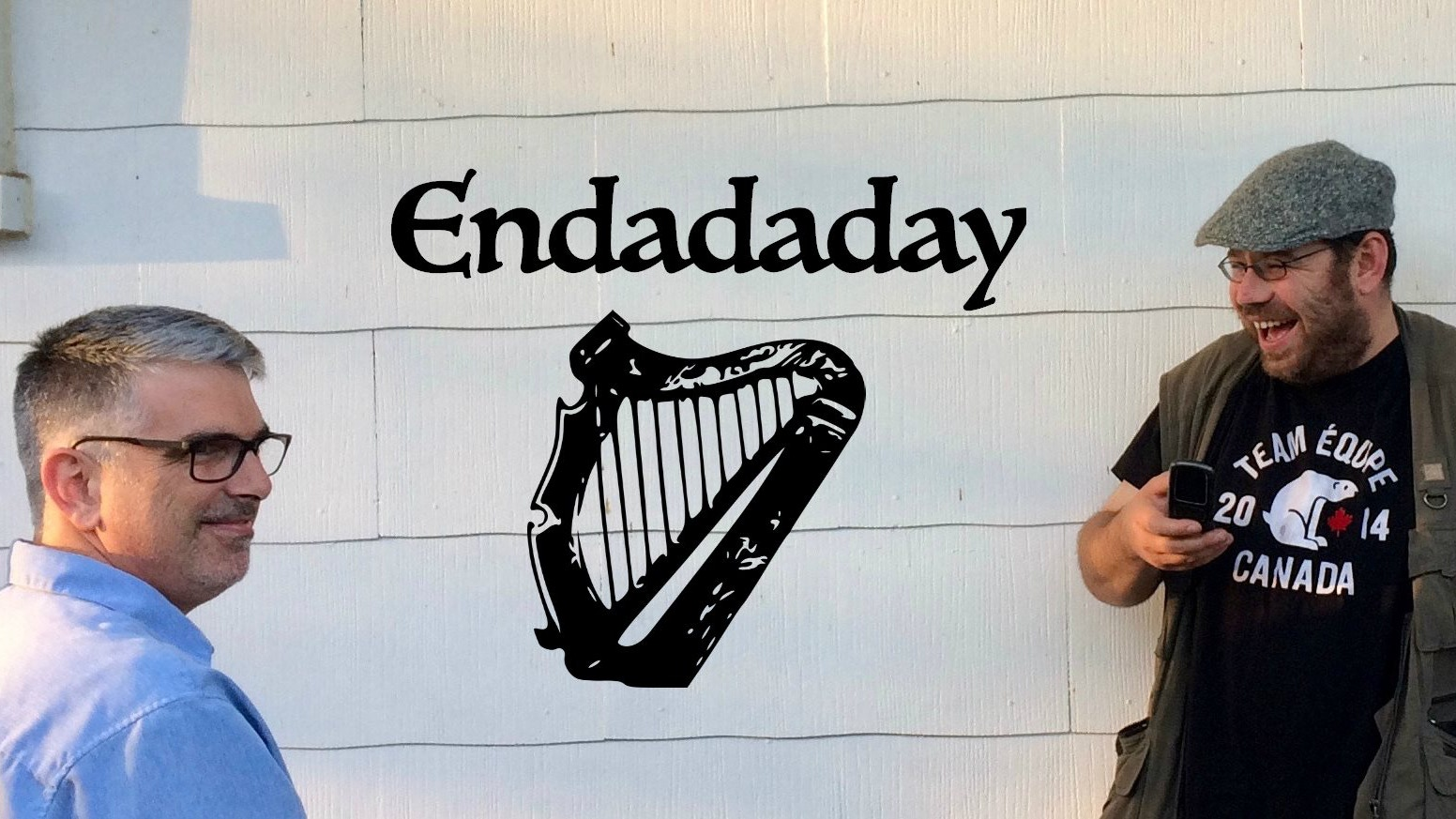 endadaday demo cd recording gigging launch by rob kaishin bondy