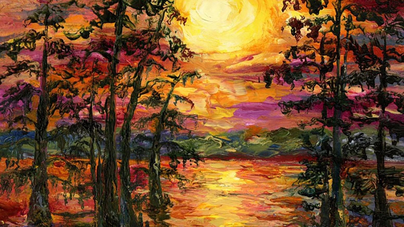 Susan Duke Impressionist Landscapes Calendar
