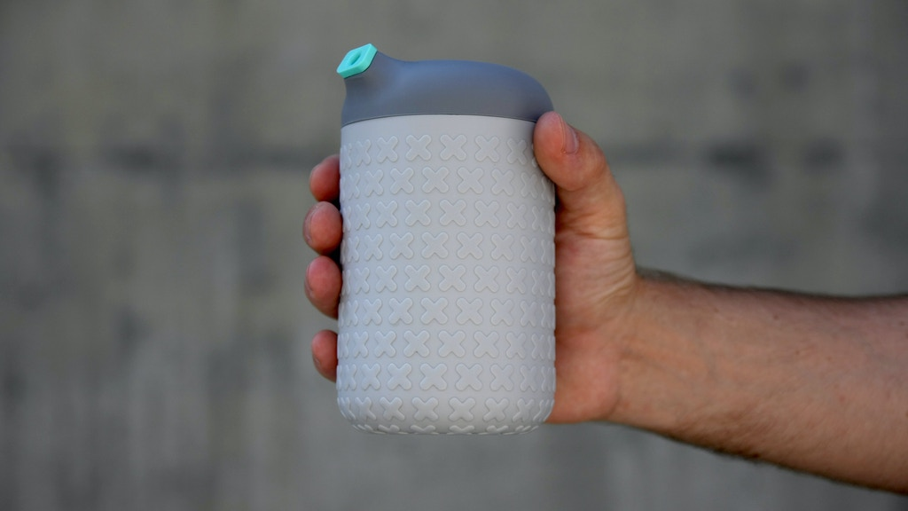Swig: reusable coffee cup project video thumbnail