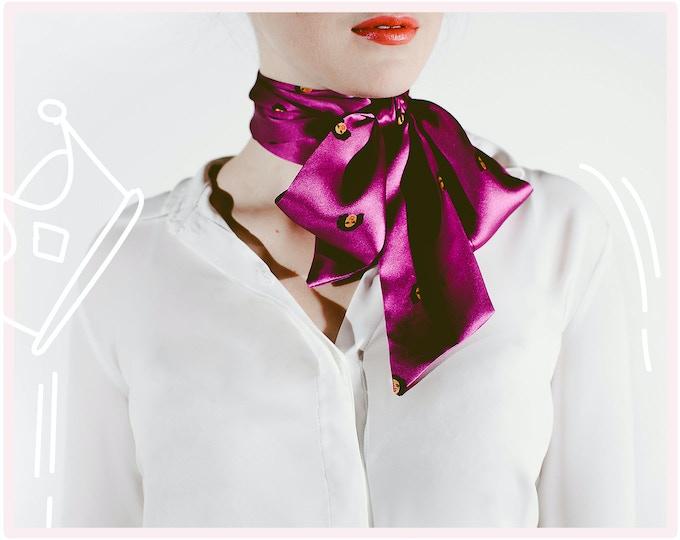 The 'Queen of Media' necktie is designed after Oprah