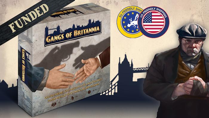 Gangs of Britannia by Gangly Games » Stretch goal giveaway, Reddit