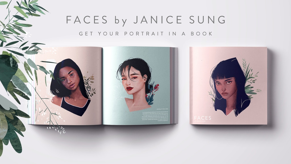 Faces by Janice Sung project video thumbnail
