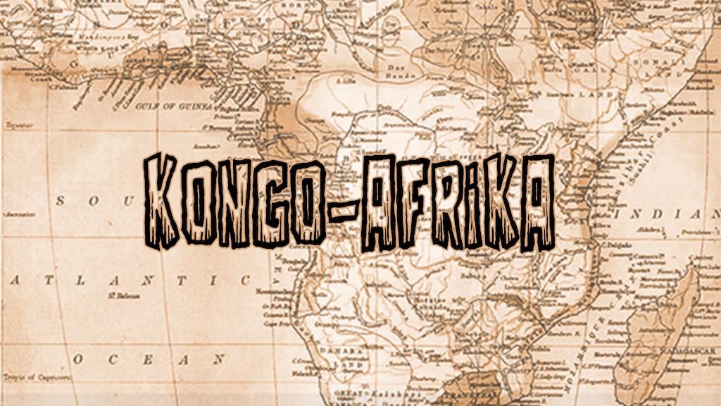 Kongo Afrika project video thumbnail