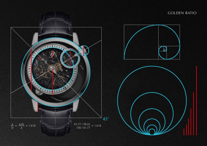 JW-01 is designed using Golden ratio, Innovative Time Display, and New  Skeleton in-house Movement. I am proud to present that JW-01 as a  breakthrough in the ...