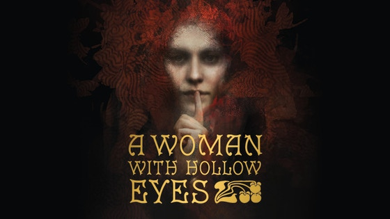 A Woman With Hollow Eyes
