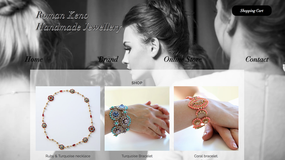 Roman Keno Jewellery