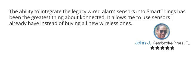 Konnected Alarm Panel: Revive Your Wired Alarm System by Konnected ...