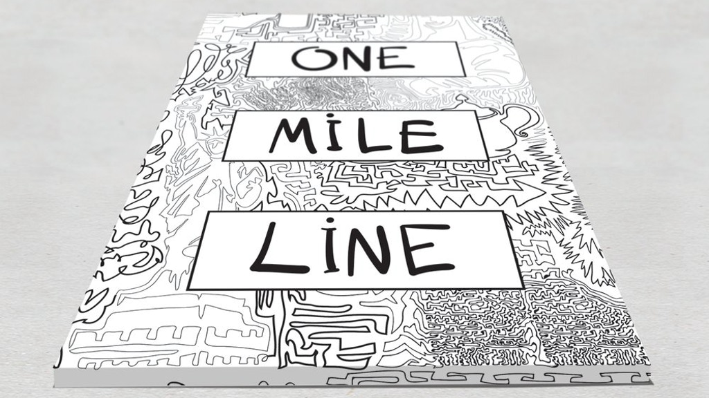ONE MILE LINE project video thumbnail