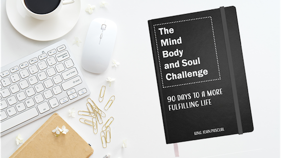 The Mind Body & Soul Challenge (90 Day Journal)