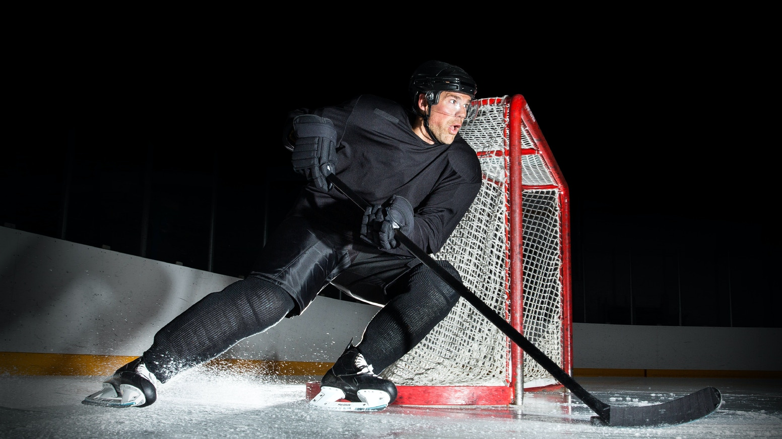 The Marsblade Ice Holder - Setting a new standard in hockey