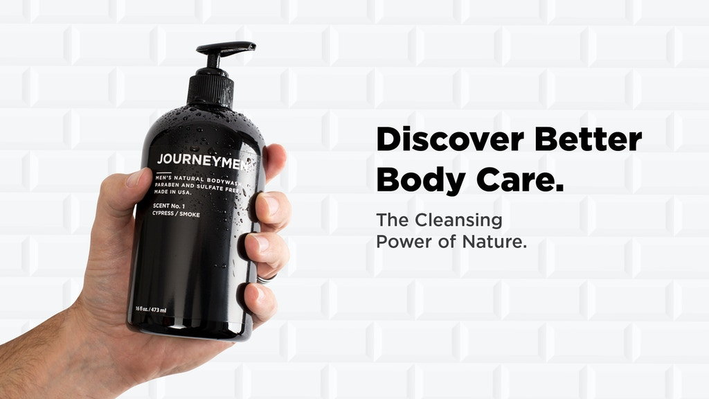 Journeymen : Better Body Care project video thumbnail