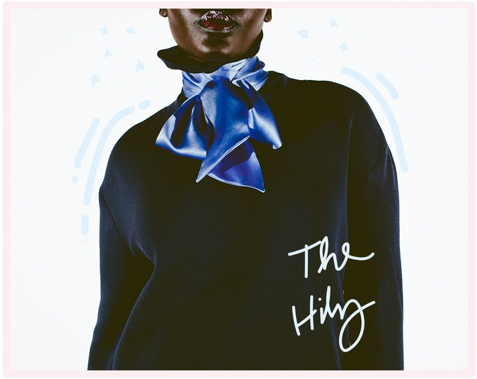 'The Hilz' necktie inspired by Hillary Clinton