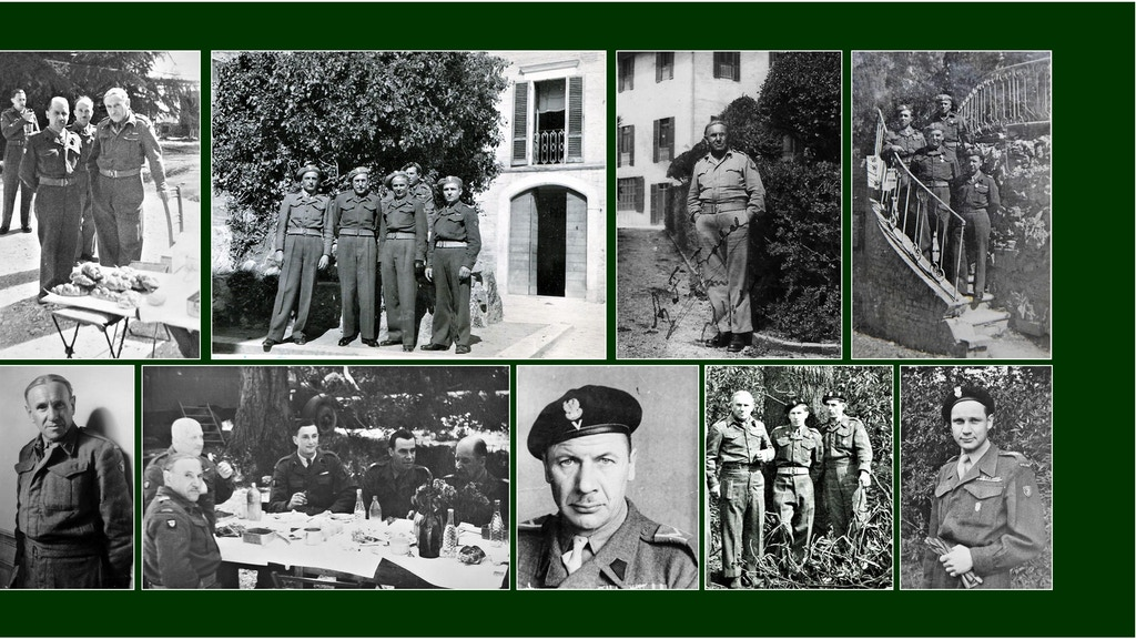 """Project image for """"The War of Lions"""" - A Historical True Story about WWII."""