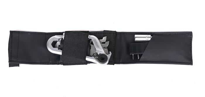 WOKit™ 2.0 carabiner(TOP)-Camper's wrench(MID)-Biker's wrench(BTM)