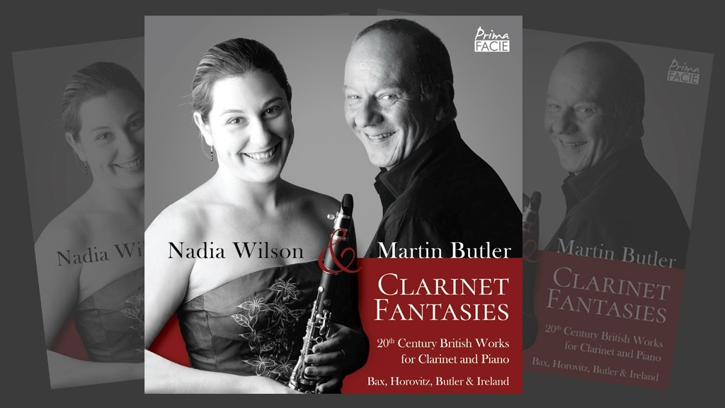 Clarinet Fantasies: Nadia Wilson and Martin Butler project video thumbnail