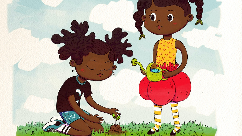 Children's Book: Happy Birthday, Tulip & Violet! project video thumbnail