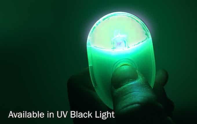 Available in UV Black Light