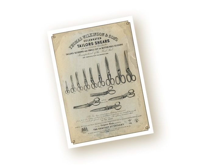 Introducing EXO - the next generation scissor by William Whiteley