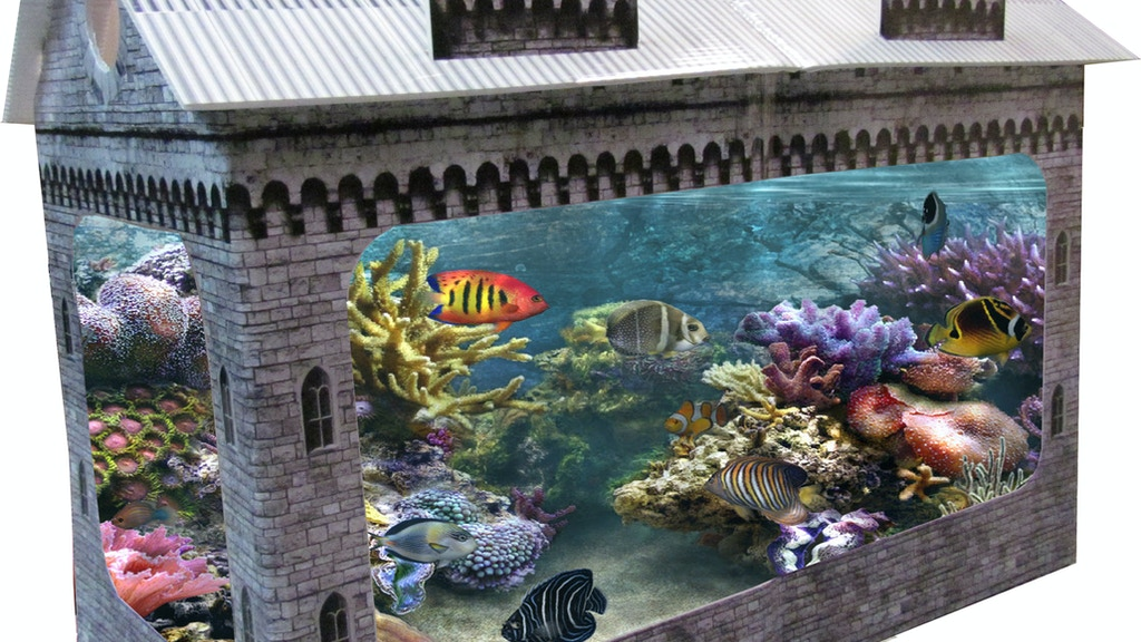 Project image for Aquarium Tank House