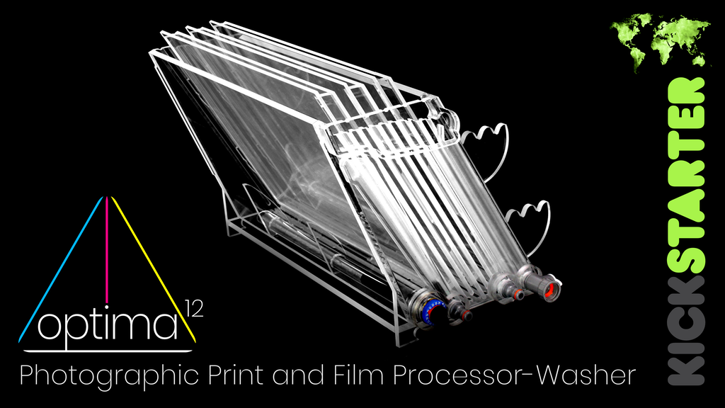 Optima12 Photographic Darkroom Print&Film Processor&Washer project video thumbnail