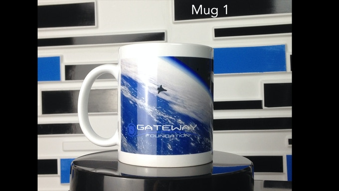 Gateway Mug Final Approach