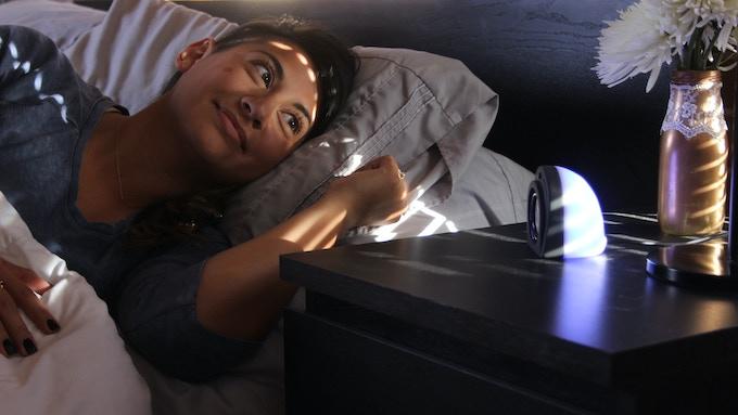 The SomniCloud's smart alarm will help gradually wake you each morning