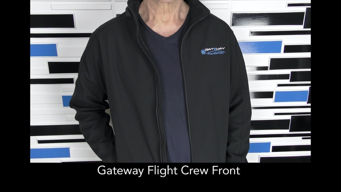 Gateway Flight Crew Jacket - Front