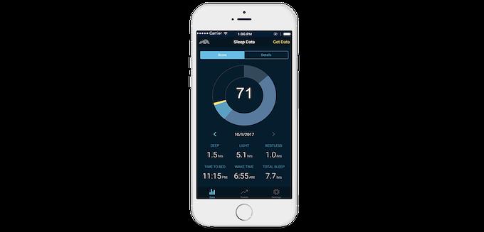 Companion App Screenshot