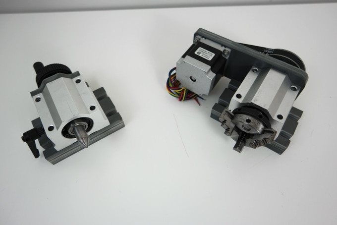 Rotary Lathe Add-on