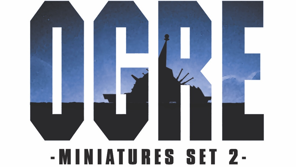 Ogre Miniatures Set 2 project video thumbnail