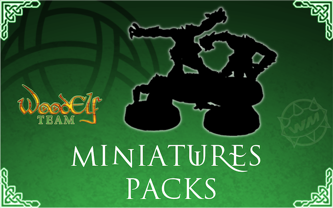 Add any Willy Miniatures pack at a reduced price. You will receive a survey after the campaign to choose which pack you want.