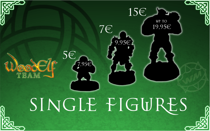 You can choose any single Willy Miniatures model at a reduced price. Not applicable for figures that are only sold as part of a team or pack