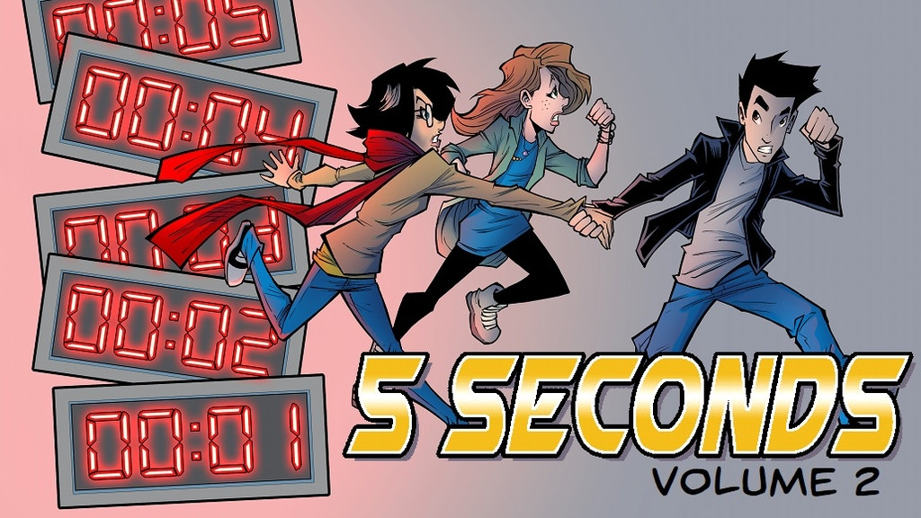5 Seconds - Volume 2 project video thumbnail
