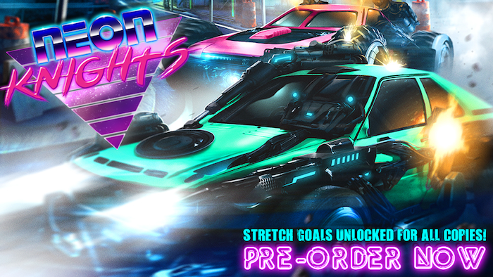 Get this Cyberpunk Battle Racing Board Game. Available now: