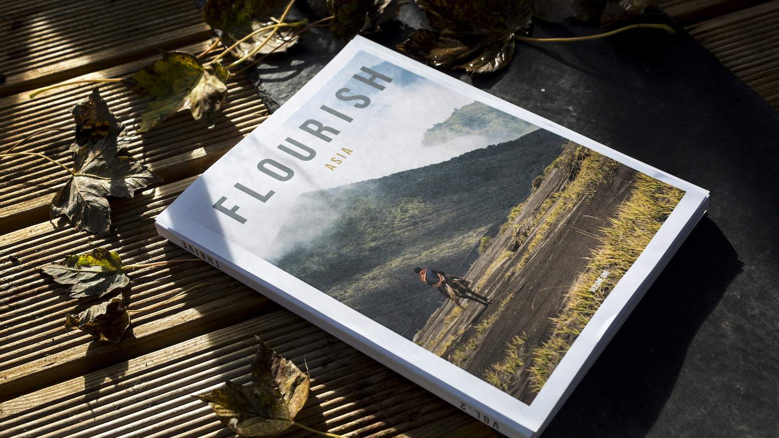 Flourish is all about thriving in a particular place, community, culture and flourishing in the outdoors.