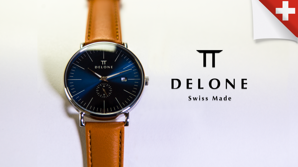 DELONE | Authentic Swiss Made Watches