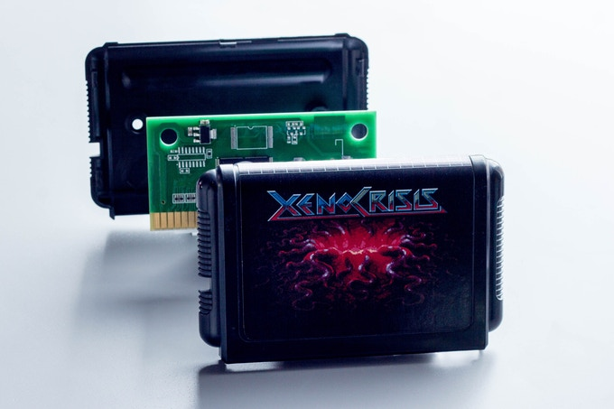 A breakdown of one of the Japanese cartridges