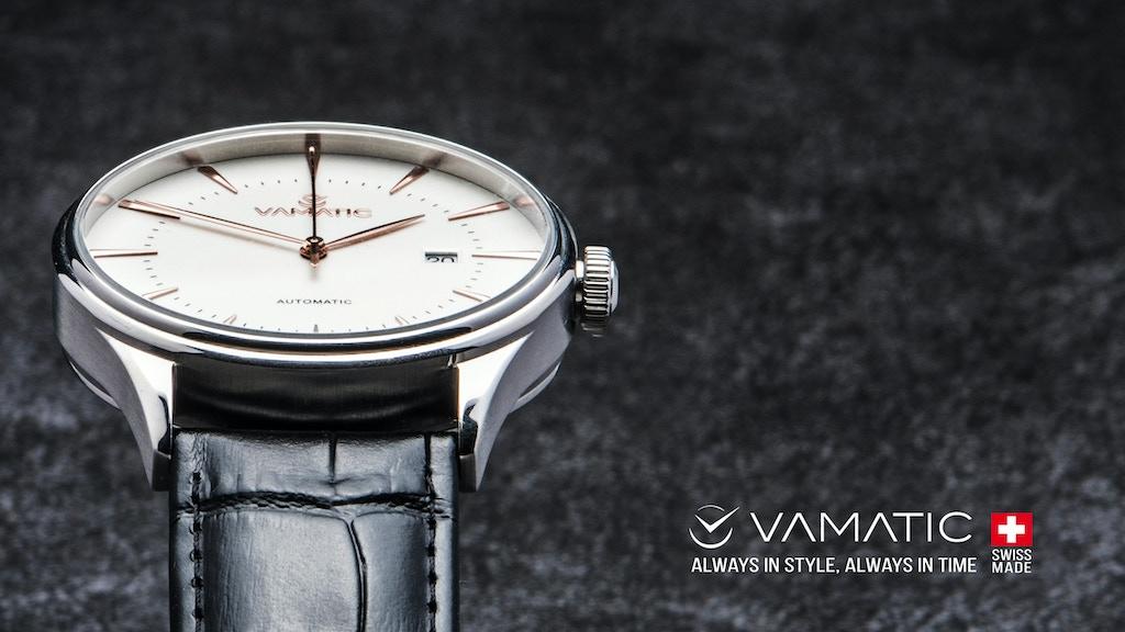 VAMATIC Watches - Swiss Made Revolution