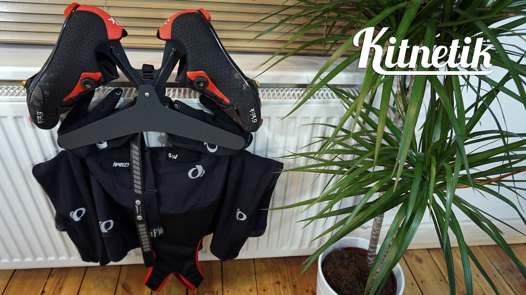 Kitnetik: Dry, store, organise sports (running/cycling) kit project video thumbnail