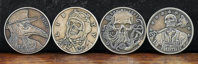 Hobo Coins - Series II by Chris Ovdiyenko — Kickstarter