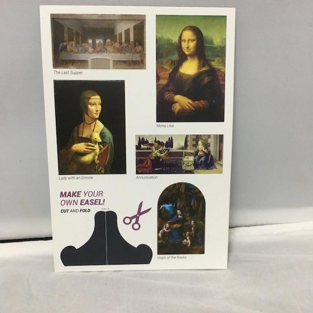 Hello Mona Lisa!