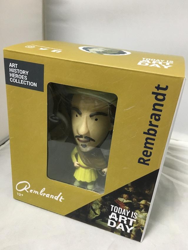 Rembrandt's box