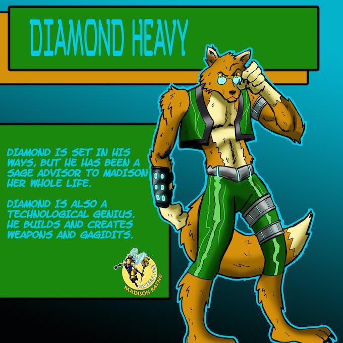Diamond Heavy