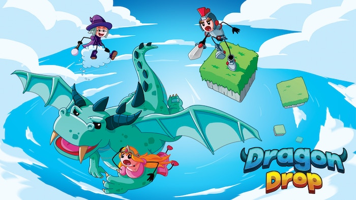Dragon drop by squish studios kickstarter dragon drop is a puzzle platformer where you can drag and drop items into the gumiabroncs Gallery