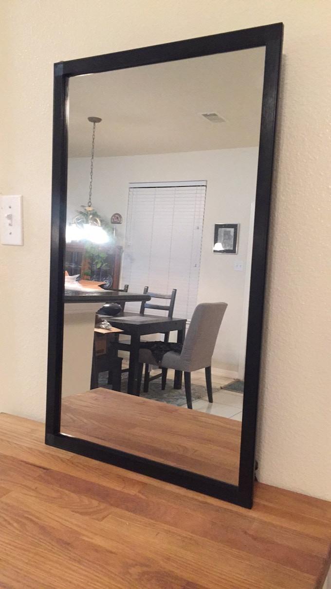 Eve Smart Mirror Turned Off
