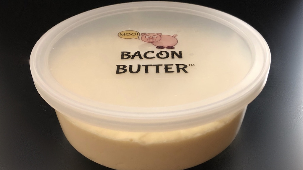 Project image for Bacon Butter
