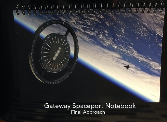 Gateway Notebook