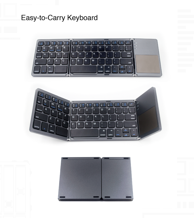 MAD Gaze Portable Bluetooth Keyboard
