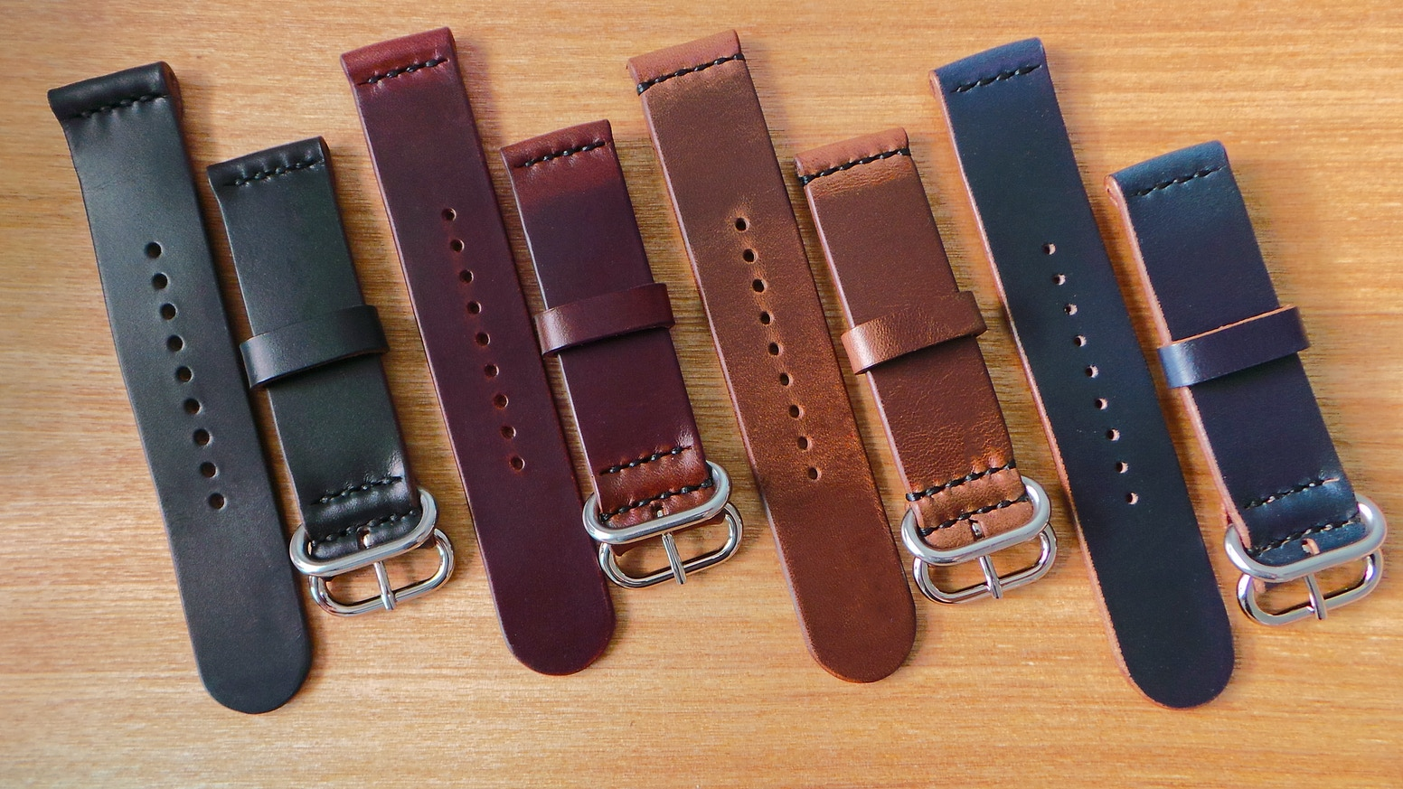 618a53cc4 Get a well made leather watch strap and never worry about watch straps  breaking apart again
