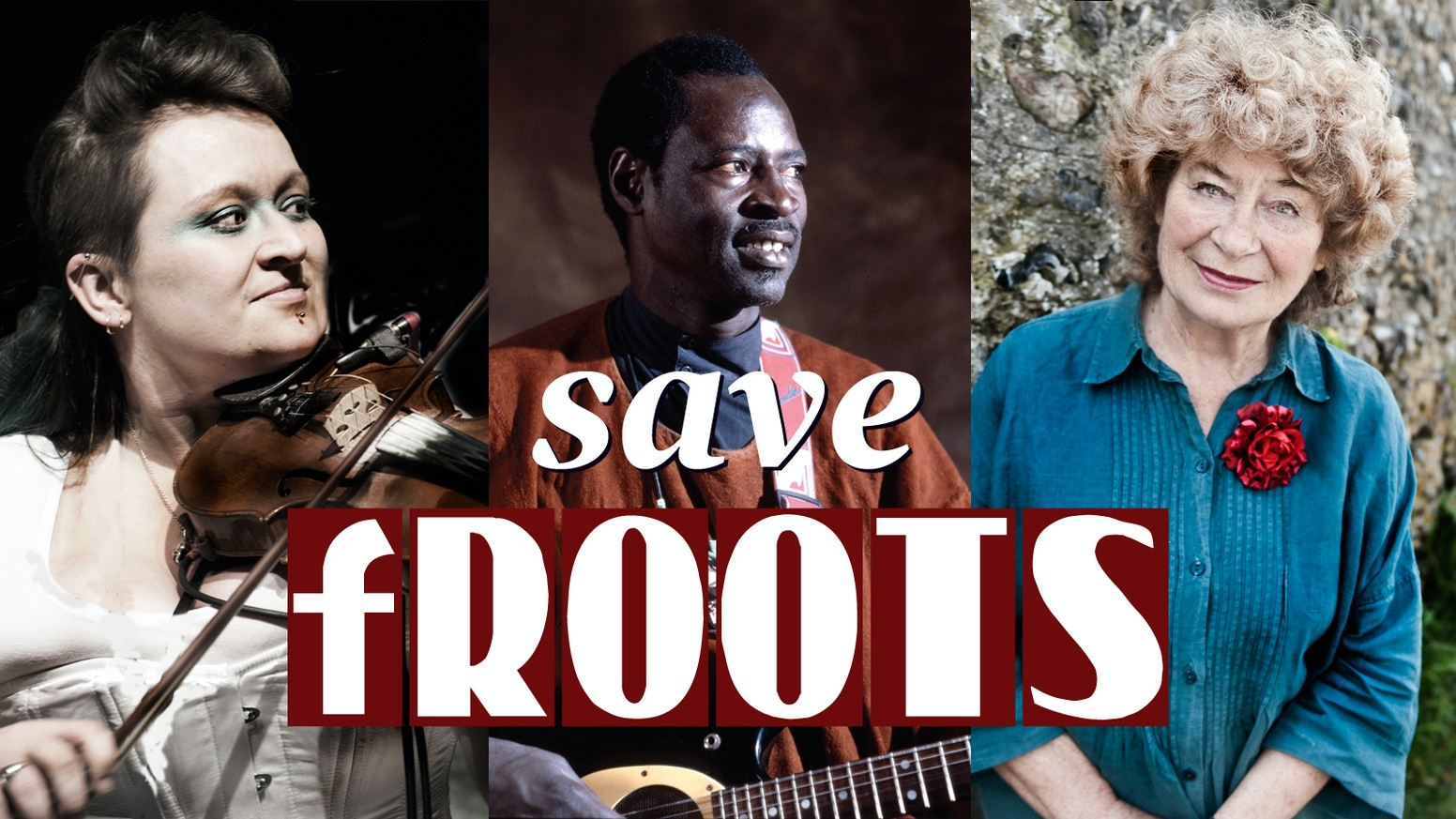 Save fRoots magazine